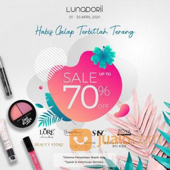 Lunadorii Promo April 2020 Sale Up to 70% (25293223) di Kota Jakarta Pusat