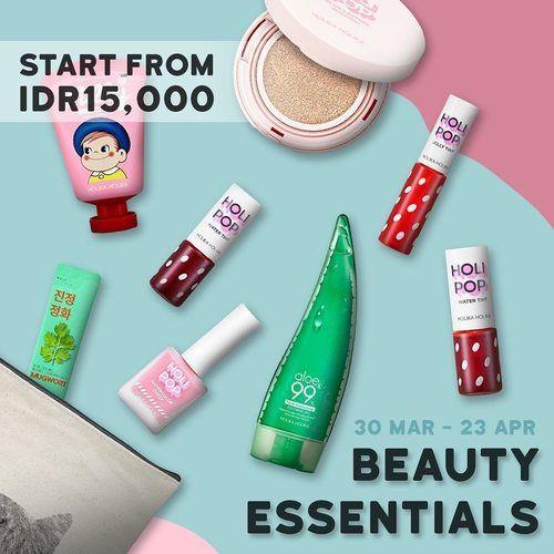 Holika Holika Discount up to 50% Promo Start from Rp 15.000 (25298699) di Kota Jakarta Selatan