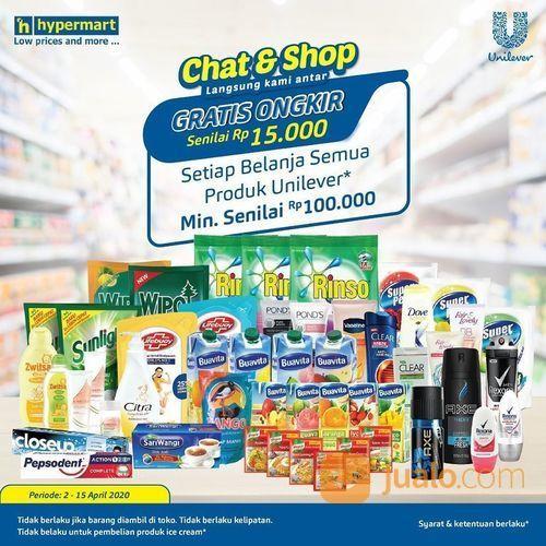 Hypermart Promo Produk Unilever (25303775) di Kota Jakarta Selatan