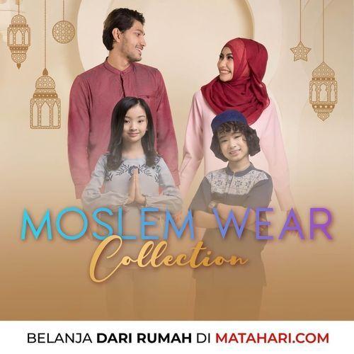Matahari Moeslem Wear Collection (25304695) di Kota Jakarta Selatan