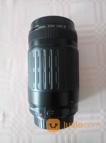 Canon Zoom Lens EF 75-300 Mm (25307887) di Kota Bandung