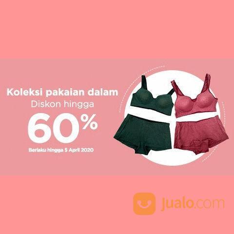Sorabel Underwear Diskon Hingga 60% (25308567) di Kota Jakarta Pusat