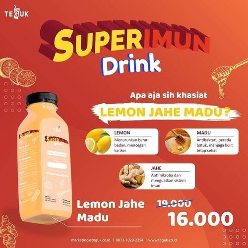 Teguk Super Imun Drink (25309775) di Kota Jakarta Selatan