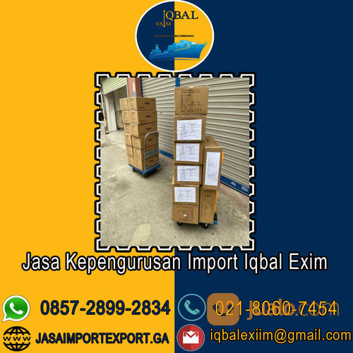 IMPORT THERMO CHINA |085728992834 (25357059) di Kota Jakarta Timur