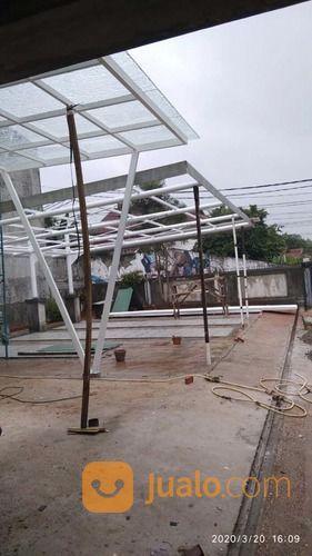 Jasa Pemasangan Kanopi Atap Baja Ringan Plafon Kab Jember Jualo