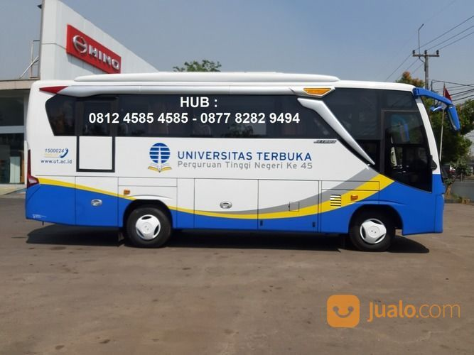 Harga Cassis Hino Medium Bus Medium Bus Pariwisata Bus Jemputan Karyawan (25438311) di Kab. Bekasi