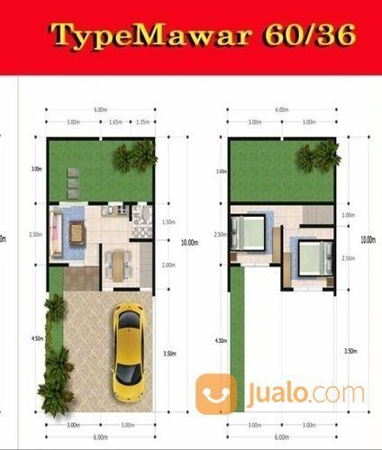 Pilihan Strategis ..Rumah 2 Lantai Design Mewah - Terdekat Ke JoRR-3 (25444363) di Kab. Bogor
