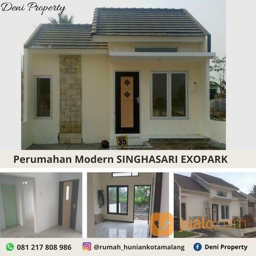 SINGHASARI EXOPARK Rumah Desain Elegan Dan Modern (25446903) di Kab. Malang