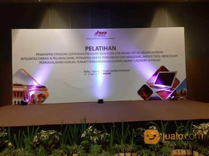 Pembuatan Backdrop Event Medan (25454251) di Kota Medan