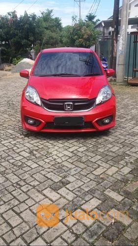 Honda Brio E Satya Mei 2018 Plat B (25454971) di Kab. Bogor
