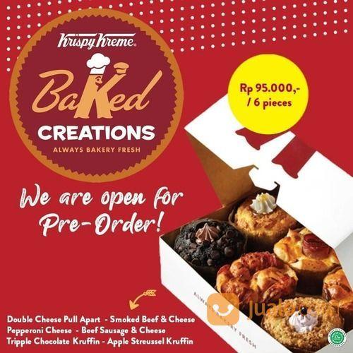 Krispy Kreme Baked Creations (25463787) di Kota Bekasi