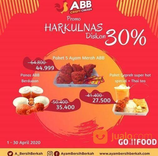 Ayam Bersih Berkah Promo Harkulnas Diskon 30% dengan Gofood (25464915) di Kota Jakarta Selatan