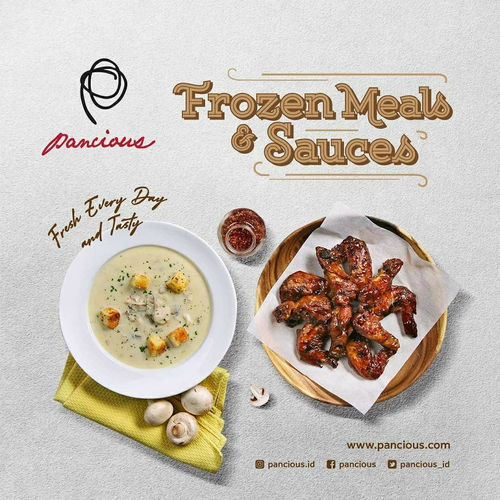 Pancious Frozen Meals & Sauce (25465367) di Kota Jakarta Selatan