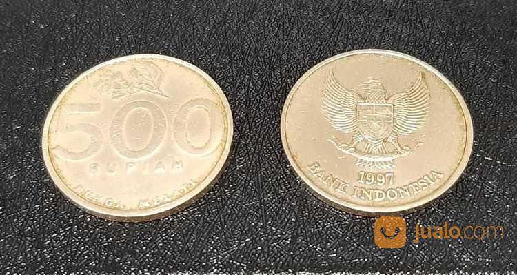 Gambar Uang Koin 500 Rupiah Terbaru Uang Logam Koin 500 Rupiah Kuning Semarang Jualo