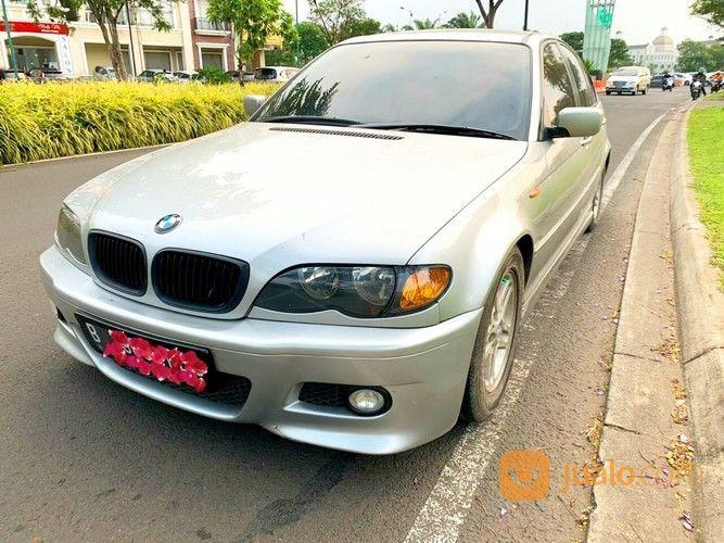 2003 BMW 318i E46 FACELIFT 2.0 TRIPTONIC Accord Civic Altis Camry Mercy Hondacity Vios Mercedes Benz (25465883) di Kota Jakarta Barat