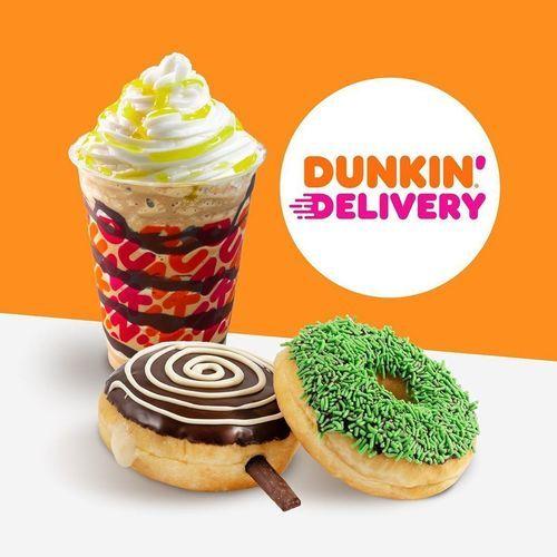 Dunkin' Delivery Discount 20% (25491247) di Kota Jakarta Selatan