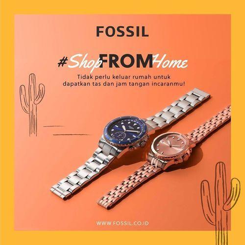 FOSSIL Shop From Home (25498791) di Kota Jakarta Selatan