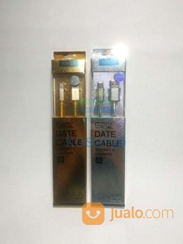 KABEL DATA & CHARGER USB TYPE-C ROKER RC-02C - KABEL DATA TYPE-C FAST TRANSFER (25509255) di Kab. Sleman