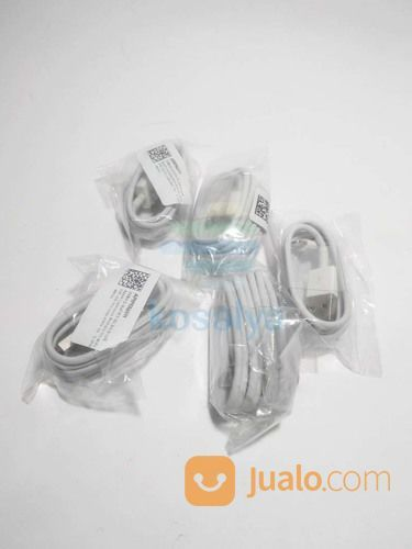 Kabel Data Iphone 6/7/8, Kabel Data Iphone Lightning, Kabel Usb Iphone (25509403) di Kab. Sleman
