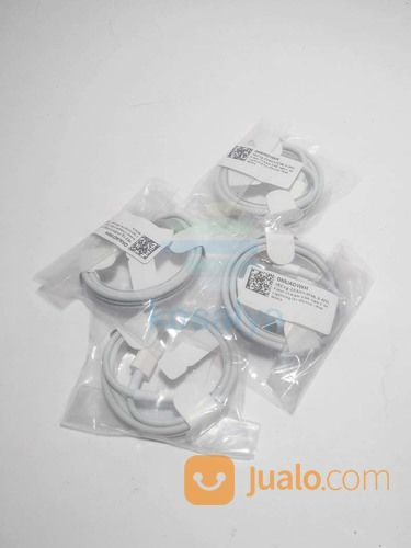 Kabel Data Iphone USB Type-C To Lightning / Kabel Iphone 11 (25509471) di Kab. Sleman
