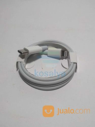 Kabel Data Iphone USB Type-C To Lightning / Kabel Iphone 11 (25509475) di Kab. Sleman