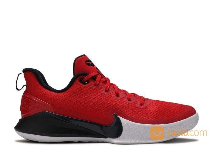 Nike Mamba Focus University Red - US size 6 (25516435) di Kota Jakarta Selatan