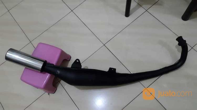 Knalpot Suzuki Satria Lumba Original SGP (25517167) di Kota Surabaya