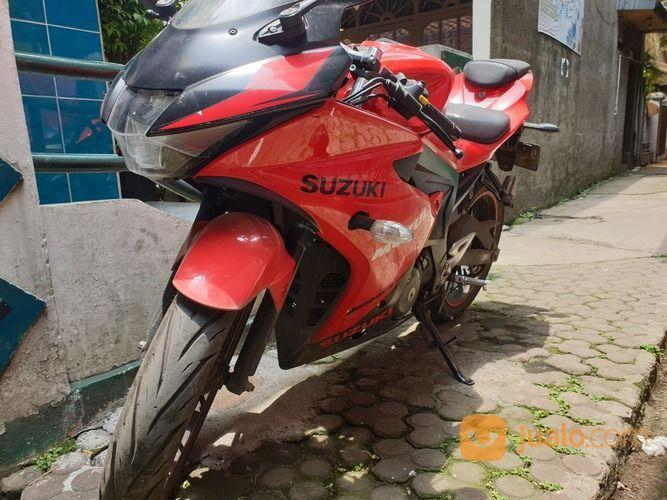 GSX R150 Red 2017 (25518039) di Kota Bandung