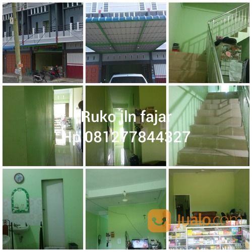 Ruko Siap Pakai Sudah Canopy Dan Keramik (25528075) di Kota Pekanbaru
