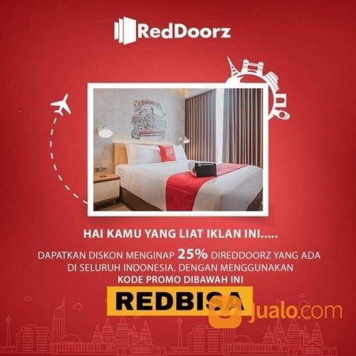 Kode Promo Diskon 25% RedDoorz via aplikasi (25537527) di Kota Jakarta Selatan