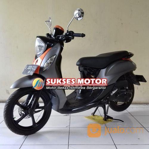 Yamaha Fino Fi Clasin Tahun 2017 (25539735) di Kota Depok
