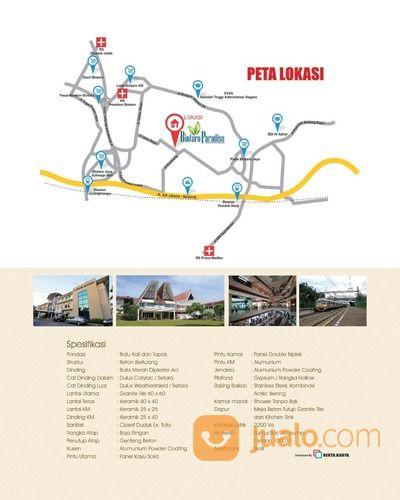 Free Biaya2 Surat Dan KPR DP 0% Lokasi Bintaro Sektor 3A (25565971) di Kota Tangerang Selatan