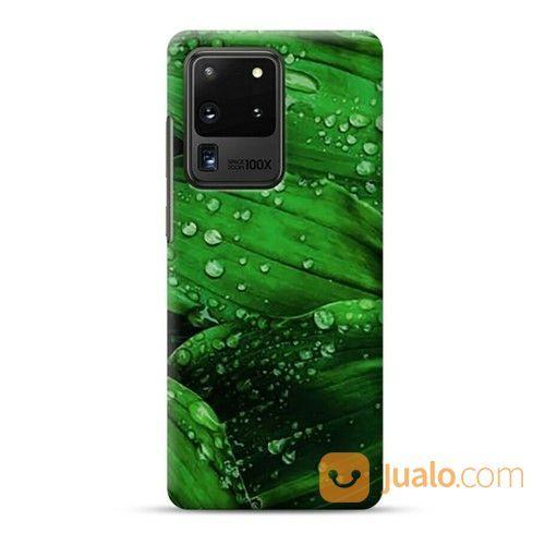 Green Leaves Samsung Galaxy S20 Ultra Custom Hard Case (25575559) di Kota Bekasi