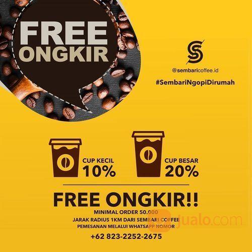 Sembari Coffee Free Ongkir Promo (25576099) di Kota Yogyakarta