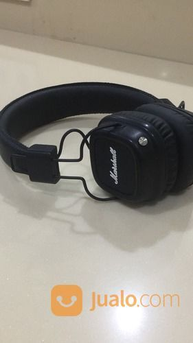 Marshall Major II Bluetooth Headphone - Black Second (25591791) di Kota Jakarta Barat