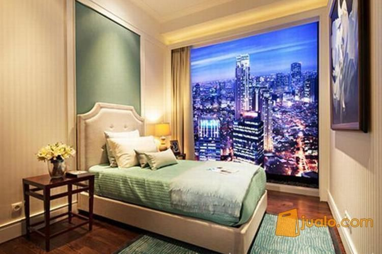 Anandamaya Apartment 2 BR Semi Furnished, Jakarta Selatan P0666 (2562039) di Kota Jakarta Selatan