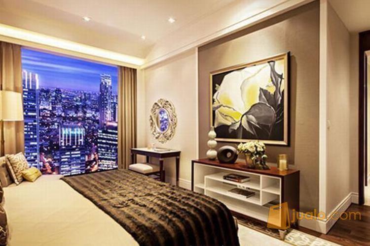 Anandamaya Apartment 2 BR Semi Furnished, Jakarta Selatan P0666 (2562041) di Kota Jakarta Selatan