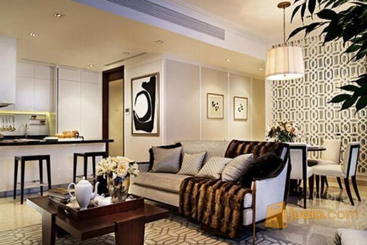 Anandamaya Apartment 2 BR Semi Furnished, Jakarta Selatan P0666 (2562043) di Kota Jakarta Selatan