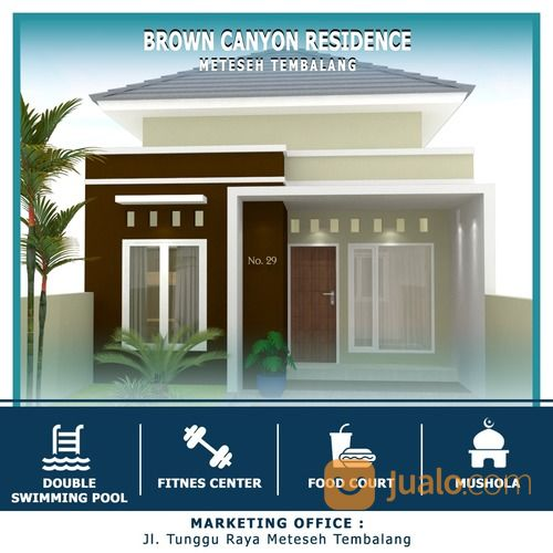 Rumah Baru Di Tembalang Semarang Banyak Fasilitas (25624991) di Kota Semarang