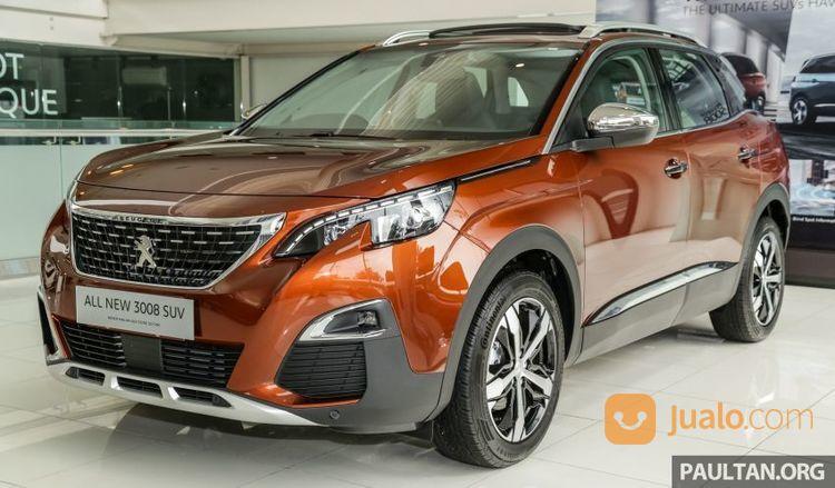 All New Peugeot 3008 SUV (25629567) di Kota Surabaya