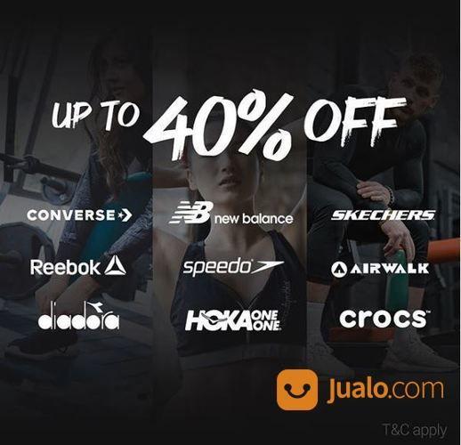 Promo Discount Up To 40% Off Untuk Produk Sports & Lifestyle - Planet Sport (25639207) di Kota Jakarta Selatan