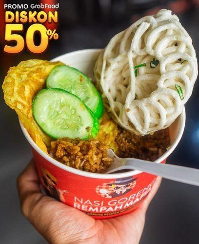 Nasi Goreng Mafia Diskon 50% Grabfood (25641755) di Kota Jakarta Selatan