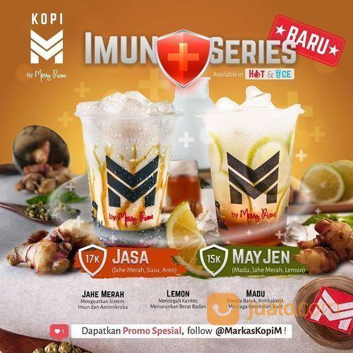 Kopi M Imun Series Promo (25655287) di Kota Jakarta Selatan