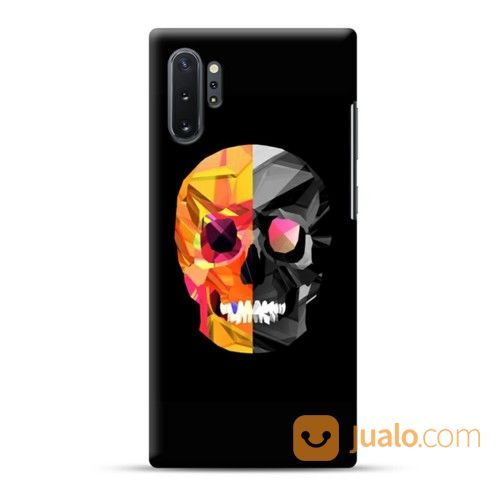 Skeleton Head Design Samsung Galaxy Note 10 Plus / Pro Custom Hard Case (25657071) di Kota Bekasi