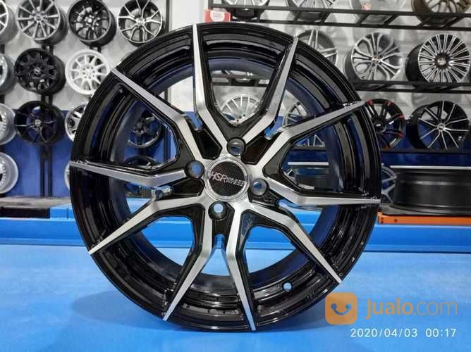 Velg Mobil Murah VITAL JD5270 HSR Ring 16 Lebar 7 Inci Mobilio Brio Vios Dll (25657915) di Kota Semarang