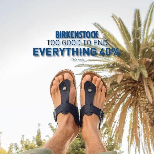 Birkenstock Too Good To End Everything 60% (25662483) di Kota Jakarta Selatan