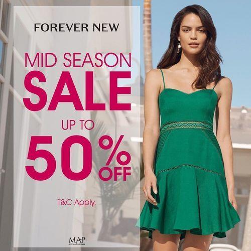 Forever New Mid Season Sale Up To 50% Off (25662491) di Kota Jakarta Selatan
