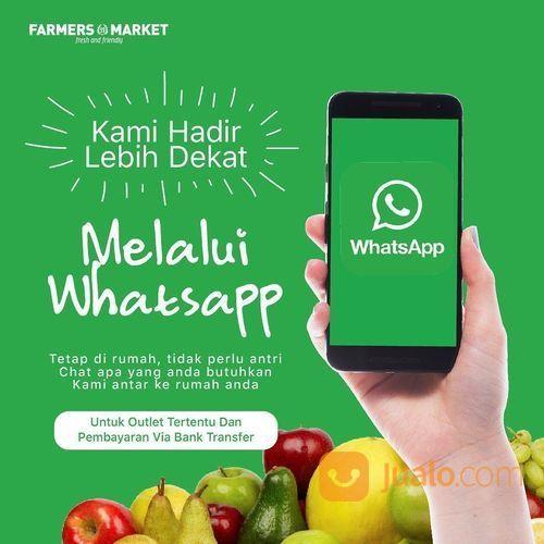 Farmers Market WhatsApp Delivery (25662735) di Kota Jakarta Selatan