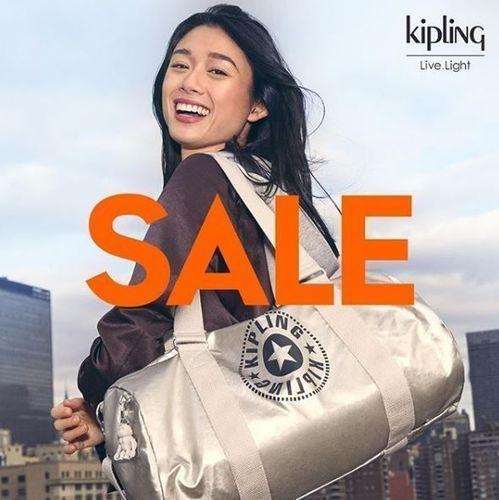 MAPEMALL Promo KIPLING bags Mid Season Sale DISC UP TO 50% OFF (25672787) di Kota Jakarta Selatan