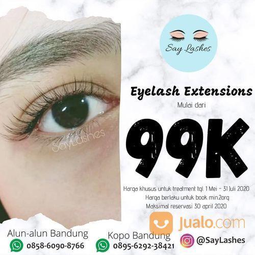 Say Lashes Bandung Promo Ramadhan Eyelash Extensions (25673491) di Kab. Bandung